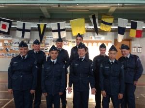Regina Cadets depart for Penhold