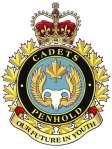 Penhold Badge